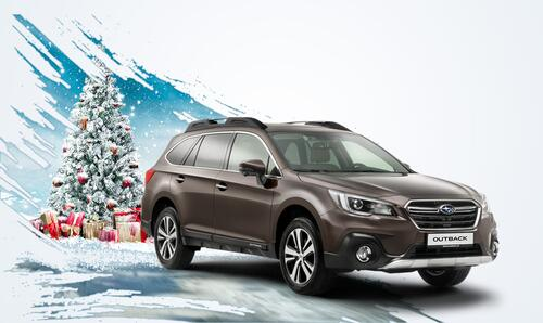 Дни специальных предложений на Subaru Outback