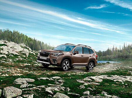 Subaru объявляет цены и комплектации нового Subaru Forester